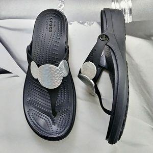 CROCS Thong Sandals